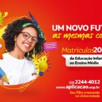 Colégio Aplicação da UCP com inscrição aberta para novos alunos