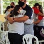 Um final de semana de bênçãos para a missão Casais Restaurados